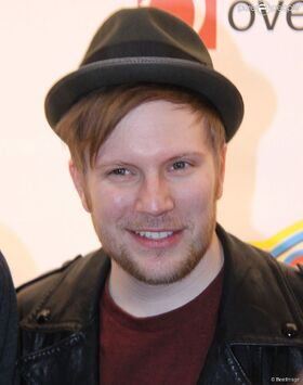 Patrick Stump actor