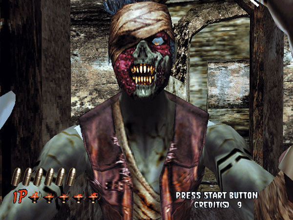 free  game house of the dead 4