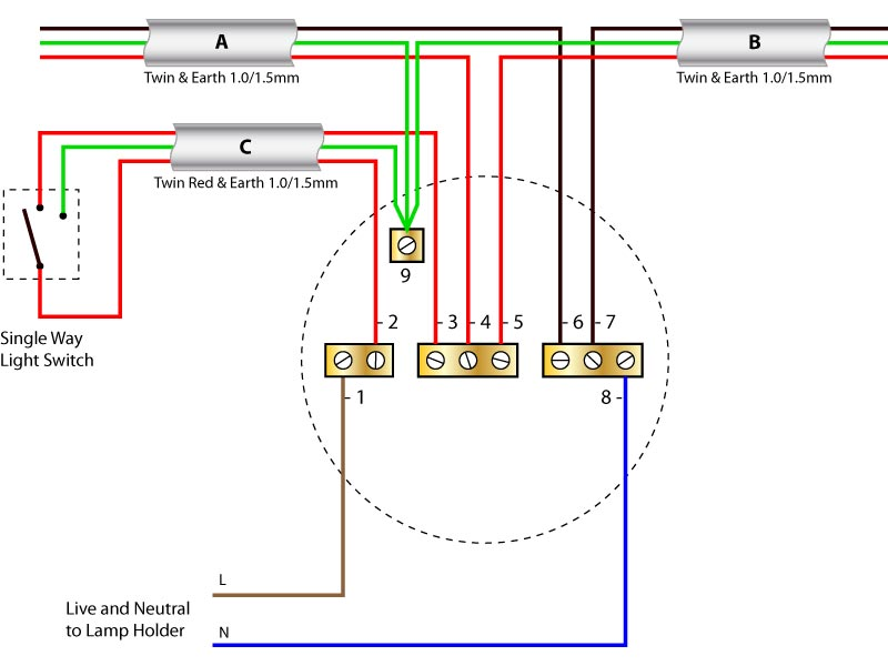 3 prong toggle switch wiring diagram with How To Wire A Ceiling Rose on Electrical Wiring besides Tech in addition Watch furthermore Elec moreover How To Make A Bench Power Supply From An Old Atx Psu.