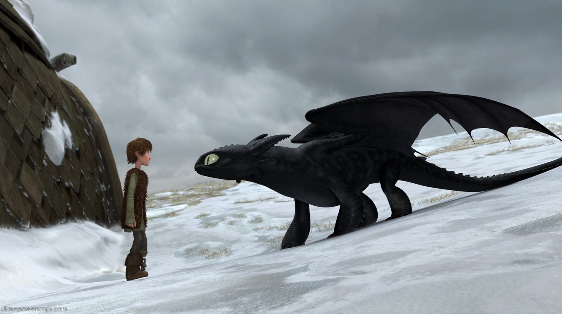 Image  Gift Of The Night Fury Screencap Toothless By Sdk2k9d5dh272g   How To Train Your Dragon Wiki  Fandom Powered By Wikia
