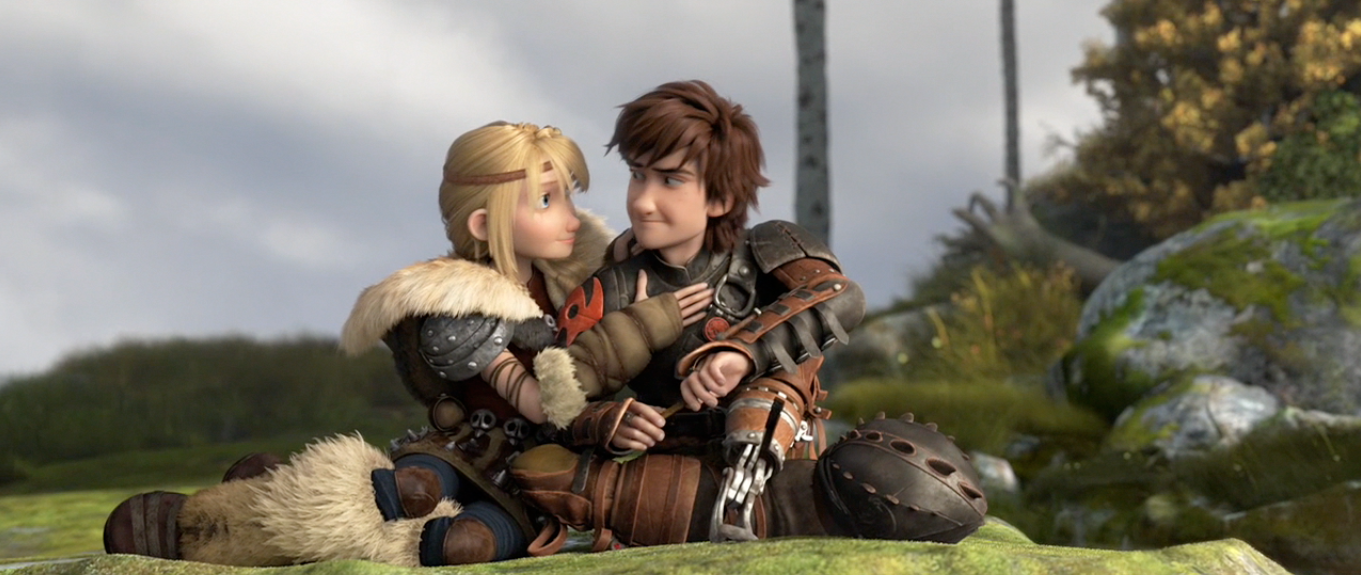 Astrid and Hiccup's Re...