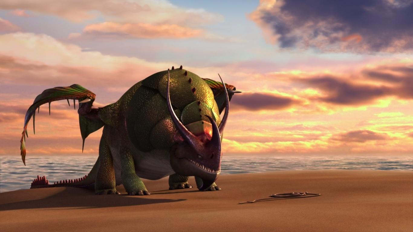 how to train dragon skullcrusher