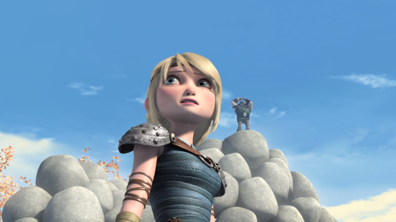 hentai how your to astrid train dragon
