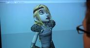 Astrid CGI surfacing