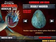 Deadly nadder