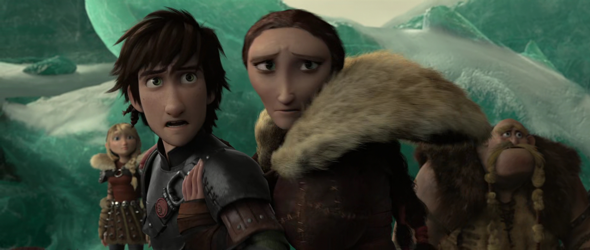 hiccup and toothless relationship