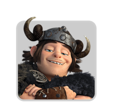 Snotlout Jorgenson HtTYD2