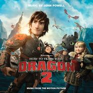 HTTYD2 Ost Cover