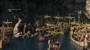 Berk's fleet