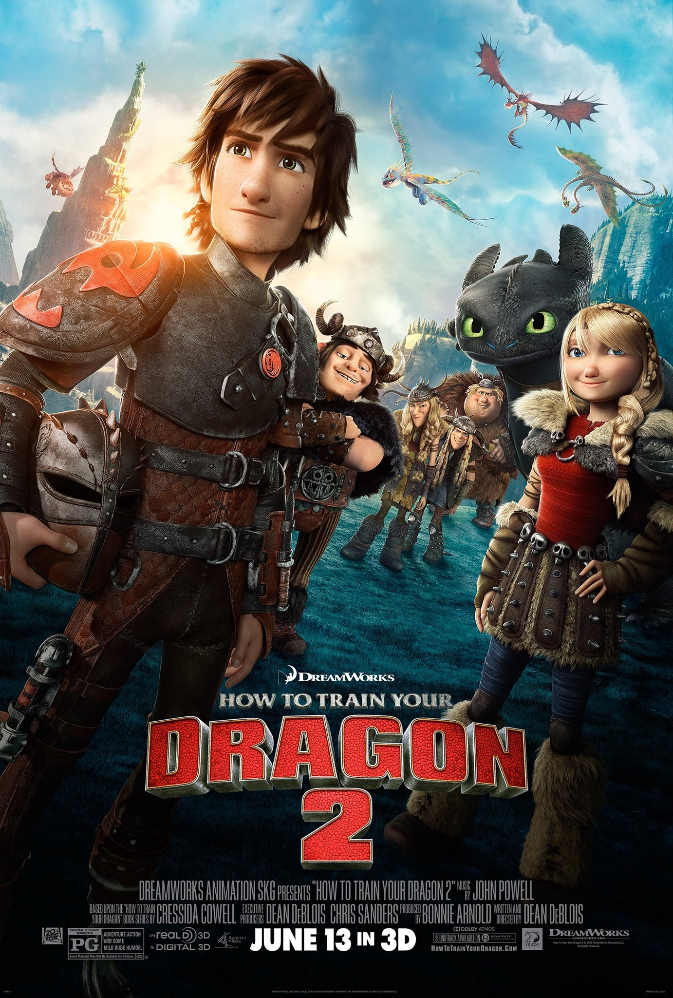 Train Your Dragon Movie Clip Art