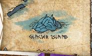 Glacier Island Map