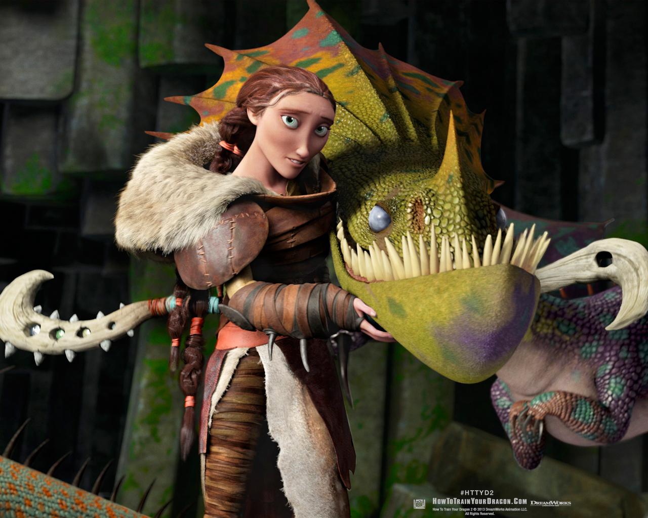 Gruff | How To Train Your Dragon Wiki | FANDOM Powered By ...