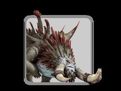 Dragons icon bewilderbeast black