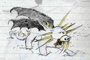 Sabertooth-dragon