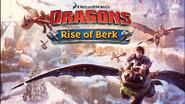Rise of Berk Splash