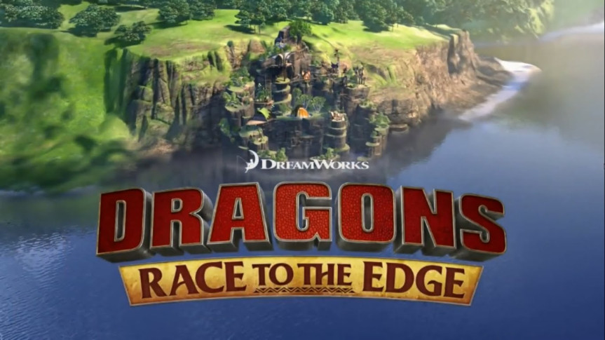 Dragons Race to the Edge Season 1 How to Train Your
