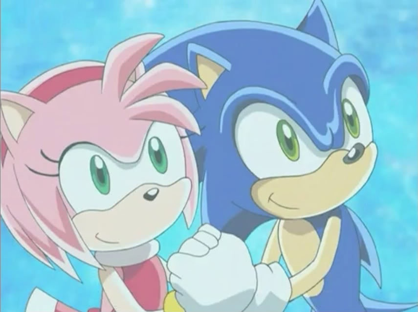 Sonic x musical young cash09 wiki fandom powered by wikia - Amy rose sonic x ...