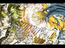 A hulk vs sentry 2