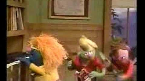 Sesame Street - Rock & Roll Readers