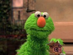 Green Elmo