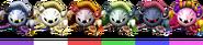Meta Knight Palette (SSBB)