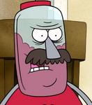 Benson's dad