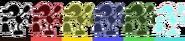 Mr. Game & Watch Palette (SSBB)