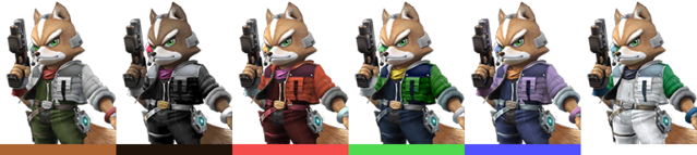 File:Fox Palette (SSBB).png