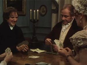16 collins at cards Pride and Prejudice