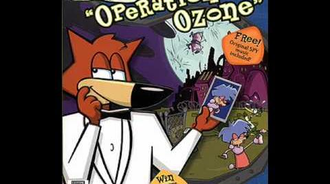 Spy Fox 3 Operation Ozone Soundtrack Live and Let Fry