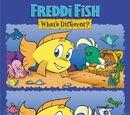 Freddi Fish: What's Different?