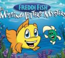 Freddi Fish: The Missing Letters Mystery