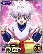 Killua card 29