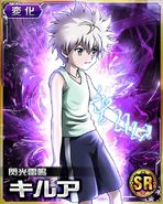 Killua card 20