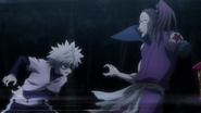 90 - Killua vs Shoot
