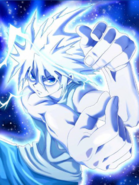 Killua portrayal 2 in Shironeko Project