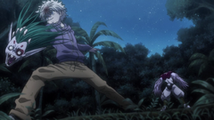 Killua vs Rammot 3