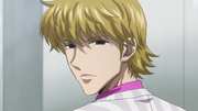Pariston's cold stare