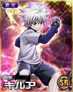 Killua Card 53