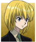 Gekijouban Kurapika Icon