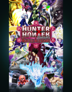 Hunter x Hunter Battle Allstars