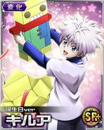 Killua card 28