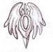 Chrisenn Rough amulet