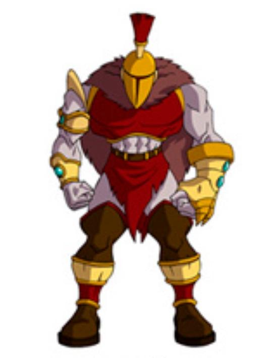 Huntik Titans Myrmidon