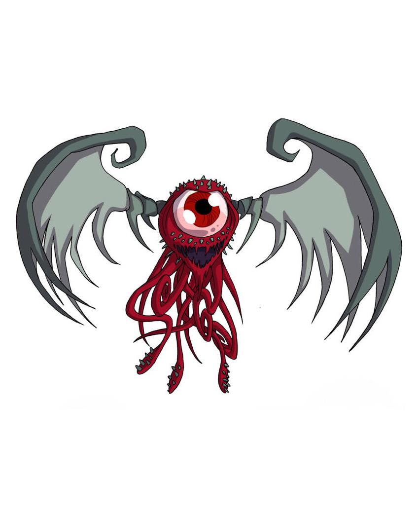 Huntik Titans Red_Searcher