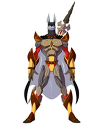 Huntik Titans Doberman