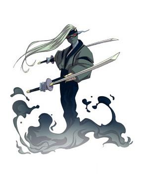 Huntik Titans Shinobi