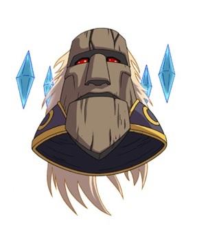 Huntik Titans Sentinel