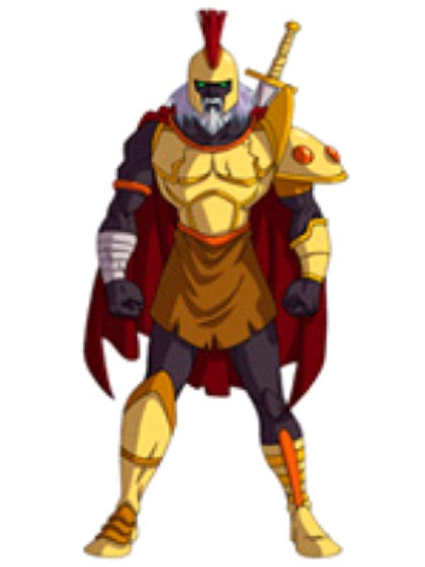 Huntik Titans Pellinore