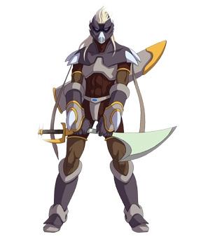 Huntik Titans Caliban